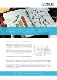 Commerce Intelligence Blaupause EN