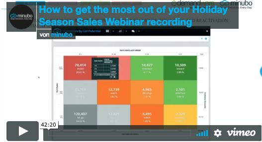 Demandware_Holiday Sale Webinar