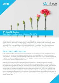 KPI Guide Startup Cover DE