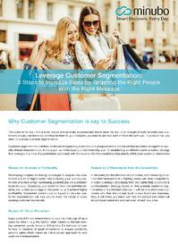 Customer Segmentation WhitePaper